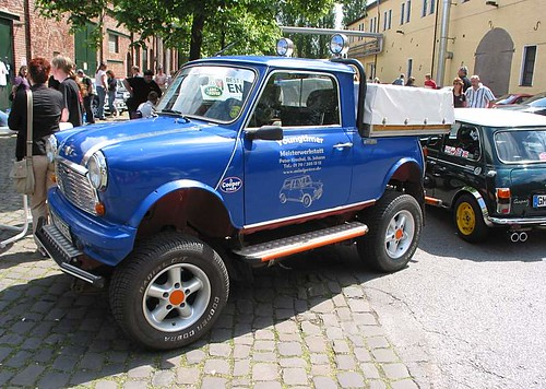 Mini Lifted By MiniPeterde