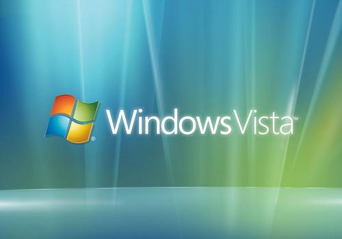 Windows Vista wallpaper (by Microsoft) par Stijn Vogels