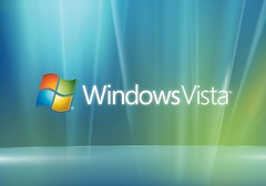 Windows Vista wallpaper (by Microsoft)