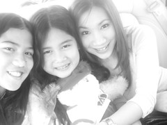 3 of us before going to church. (GCNix) Tags: sisters d