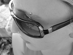 portrait sunglasses vogue elisa darkmavis