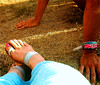 Hippie Concert Feet