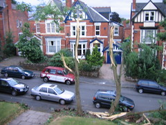 Tornado 053 (Mangrenade) Tags: tornado birmingham moseley sparkbrook july 2005 wind damage