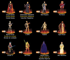 Star Wars Episode III action figures from Canada (Dave Ward Photography) Tags: 2005 canada toy actionfigure star starwars doll palpatine geek action guard royal battle unfound revenge figure c3p0 imperial padme mon kit wars ti sith droid koon c3po revengeofthesith kolar agen rots plo organa fisto dooku battledroid shaak mothma davewardsmaragd