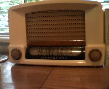 Nanny's radio