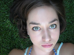 me (Christina Lutze) Tags: selfportrait christina pools staring soul chinese german english topf25