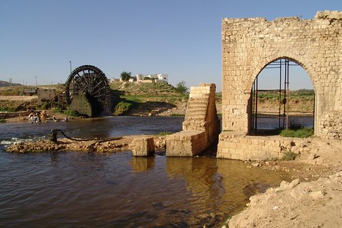 Noria at Hama