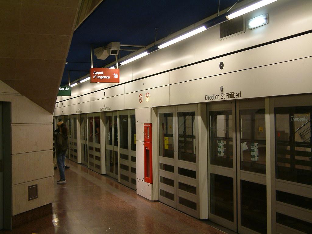 Lille: Metro