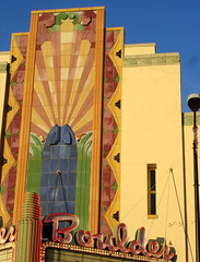Boulder Theater - by Molas