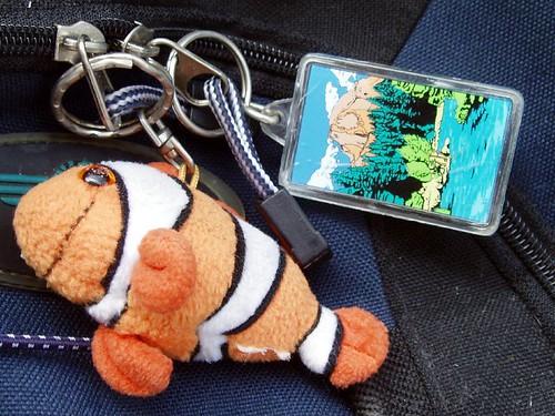Nemo plush toy #041