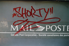 Shorty (photojunkie) Tags: canona2 toronto shorty canadapost mailbox torontoistcom