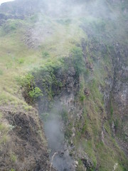 Steamy Mountain (Naifla Iniaz) Tags: mountbatur batur bali lakebatur danaubatur