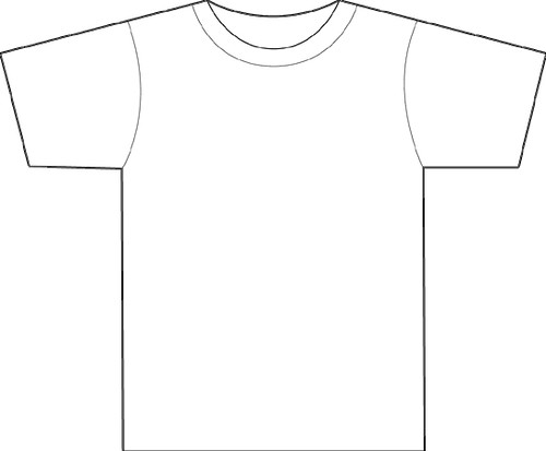 blank white t shirt back. Blank White T-Shirts!