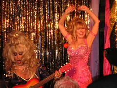 Putanesca performs for Charo (xander76) Tags: charo putanesca trannyshack tranny dragqueen drag sanfrancisco geotagged geolat37772743 geolong122410163
