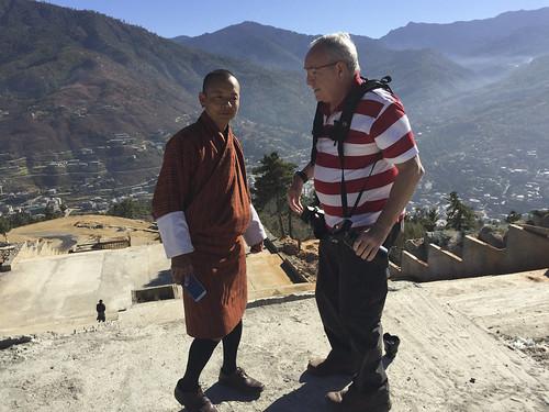friends  benny bhutan 2016-19