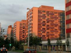 9605 (schmuu) Tags: facades zentrum abendrot goerdelerring