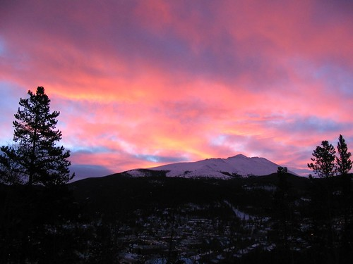 Breckenridge Sunrise
