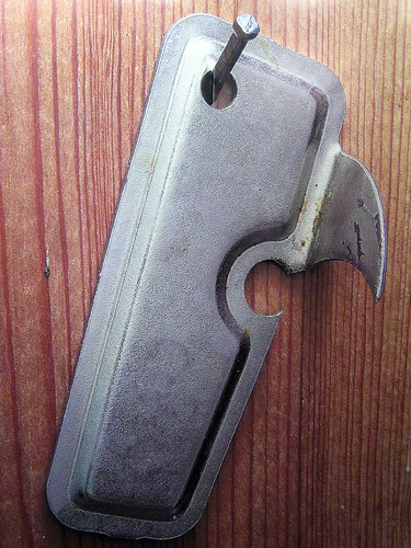 Finnish can opener