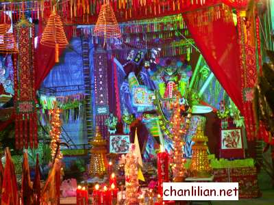 hungry ghost festival prayers