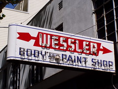 20050807 Wessler Body and Paint Shop