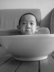 Noodle Boy (waynemethod) Tags: boy portrait blackandwhite food baby cute love boys topf25 face topv111 youth 1025fav wow pose children asian fun happy kid interestingness interesting fantastic eyes topv333 perfect funny babies 500v20f child play little good earth 10 awesome topc50 joy interestingness1 dream young deep adorable happiness son 100v10f more luck lucky views than trust favourites shorthair 100 growing wondering aprticket aprticket3 growingup whatsup childish sons confidence firstborn innoscent facinating aprticket2 1000v40f