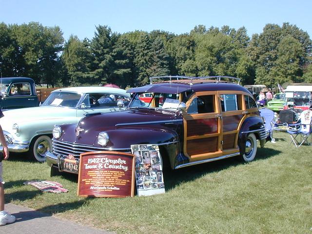 2005 auto show classic car station museum wagon town michigan country historic chrysler carshow gilmore hickory corners gilmorecarmuseum redbarnextravaganza hickorycorners