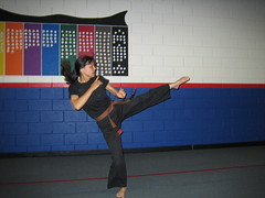 kungfu karate martialarts sports dojo exercise practice athlete kick me woman
