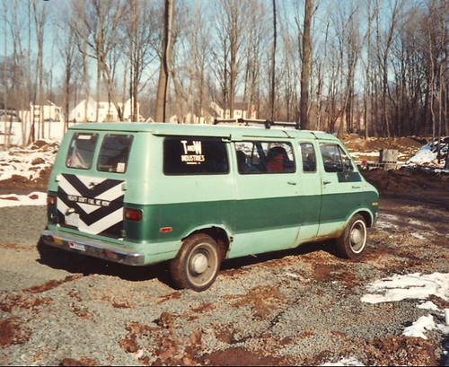 1986: Foreshadowing Telstar Logistics