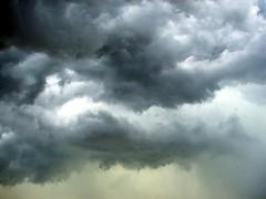 A Storm Brewing - by Creativity+ Timothy K Hamilton