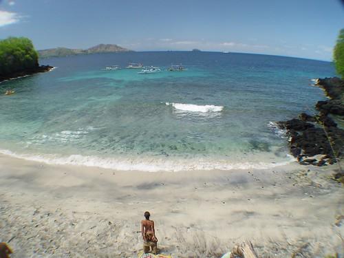 Padangbai Blue Lagoon, una de las mejores playas de Bali