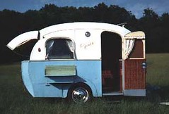 Oldtimer caravan photo-gallery 51 (Oldtimercaravans) Tags: oldtimer classic trailer vintage caravan classique camping campground camp campingplatz wohnwagen ancient 5451vj13 antique old