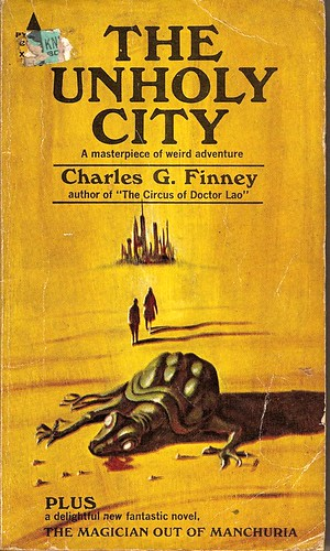 The Unholy City, 1968 edition