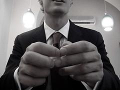 The doctor has come to this world (il_Medo) Tags: italy man rome roma guy bar cafe student hands pub italia hand close mani uomo aperitivo elegance ragazzo preghiera depressione vicino laureato