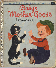 Mother Goose: cover (wardomatic) Tags: art illustration book childrensbook aureliusbattaglia retrokid