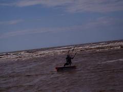 Bobby boarding4 (Biguana) Tags: kiting beach ainsdale