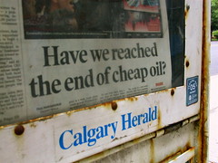 Have we reached the end of cheap oil?