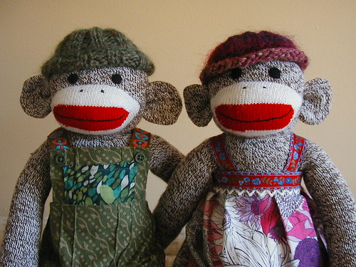 sock monkeys (2)