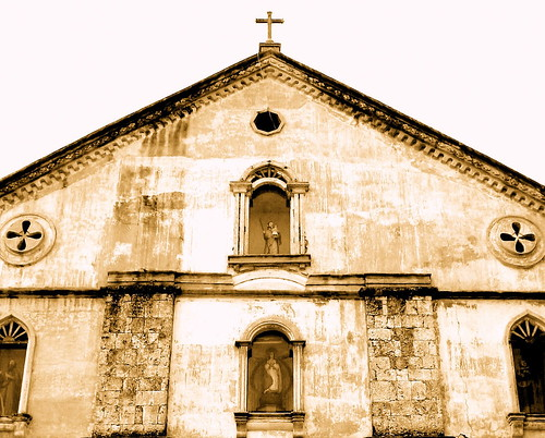 Church of Immaculada Concepcion in Baclayon