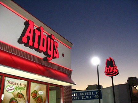 Modified Arby's Big Hat
