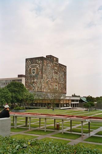 Mundial el campus de la Universidad Nacional Autónoma de México