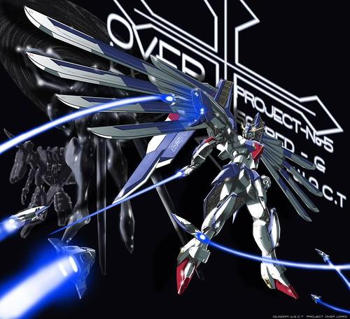 Gundam model wing