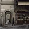 Ponte Vecchio Detail (JMichaelSullivan) Tags: italy mamiya square 100v florence 100v10f 10f badge 200v 3000v 500v m7 mamiya7 mjsfoto1956 1000v 400v 30f 10000v 20f 60f 2000v 50f 800v 1500v 70f 4000v 5000v 2500v 6000v 7000v 8000v 9000v