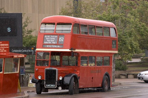 Double Decker Bus Tour