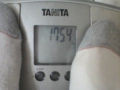 8/17/05 - not losing weight