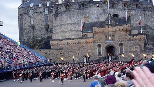 Edinburgh Tattoo There will be four separate fireworks displays at the