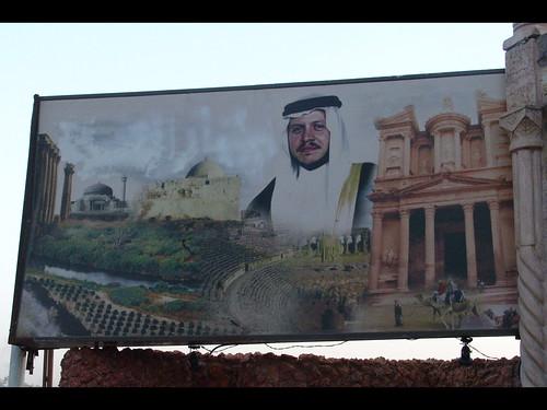 Welcome to my Hashemite Kingdom of Jordan