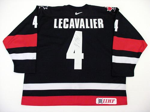 Vincent Lecavalier Team Canada