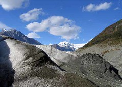 Wrangel - St. Elias National Park (visioncity) Tags: park blue wild sky snow ice nature alaska fun us cool northwest nps north dirty glacier national wasniowski wrangel visioncity