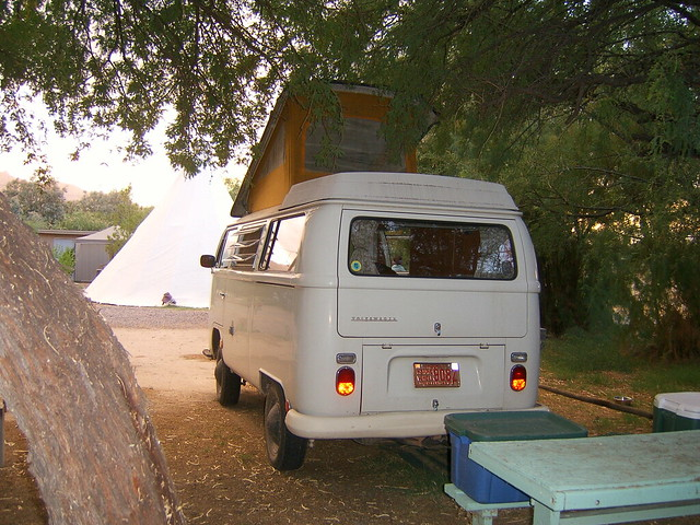 "1969 VW Westfalia Camper Van. ""The Time Machine""if only you could see"