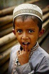 smartly dressed young boy - asia boy travel dhaka kid bangladesh finger phitar young dressed smartly